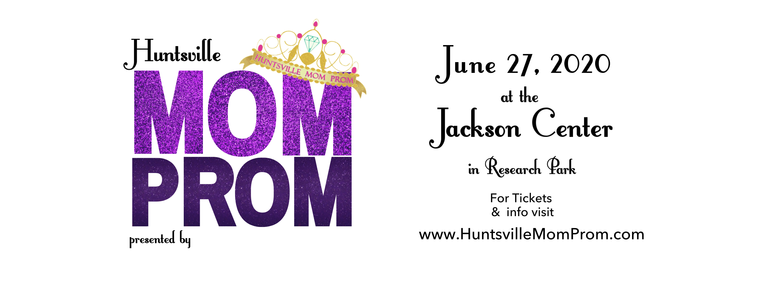 Huntsville Mom Prom: A fundraiser for ICAN of Huntsville, AL